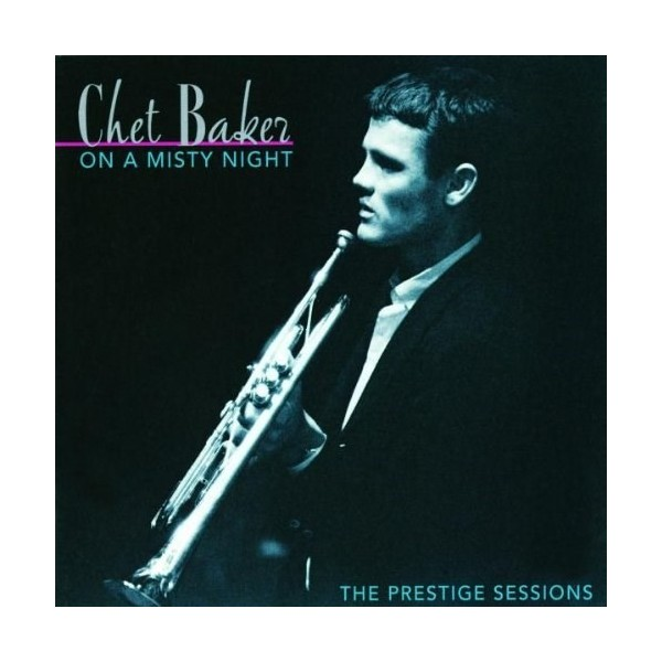CD Chet Baker-On a misty night 025218517423