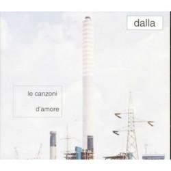 CD Lucio Dalla-Le canzoni d'amore