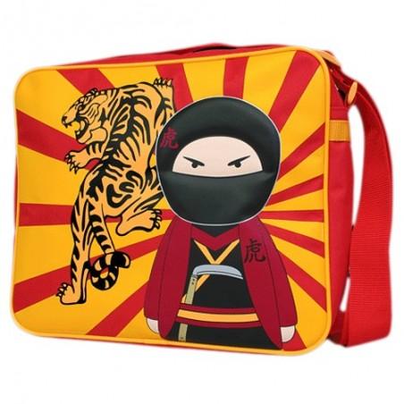 Tracolla scuola e tempo libero Ninja Warriors - 9316188024150 italy style