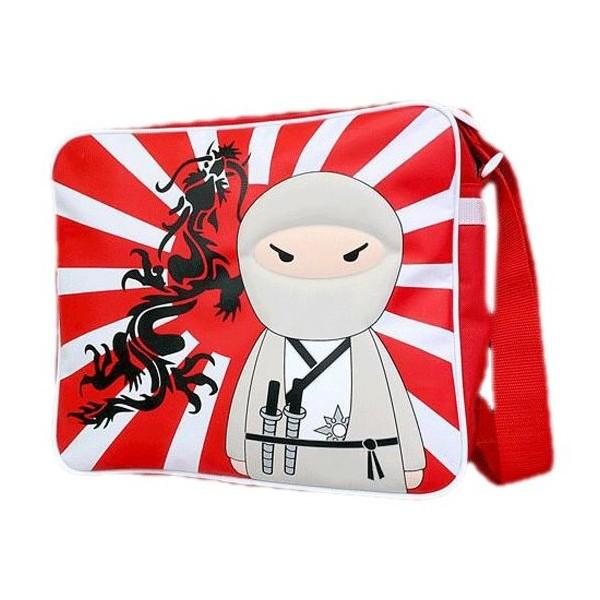 Tracolla scuola e tempo libero Ninja Warriors - 9316188024143 italy style