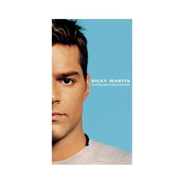 VHS RICKY MARTIN 1998 5099705020524
