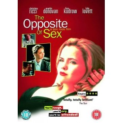 VHS THE OPPOSITE OF SEX 1998 8013123723628
