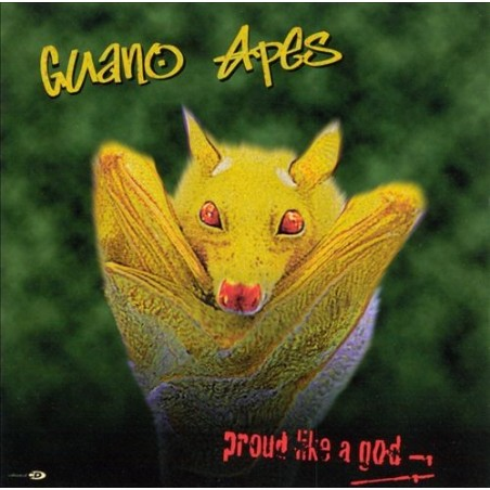 CD GUANO APES- PROUD LIKE A GOD 1997 743215574125