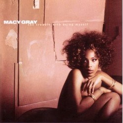 MACY GRAY THE TOUBLE WITH BEING MYSELF 5099751081029