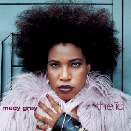 CD MACY GREY THE ID 2001 5099750408995