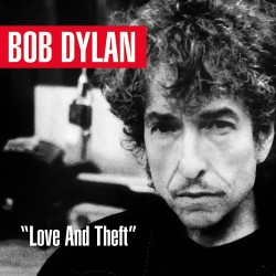 CD Bob Dylan-love and theft