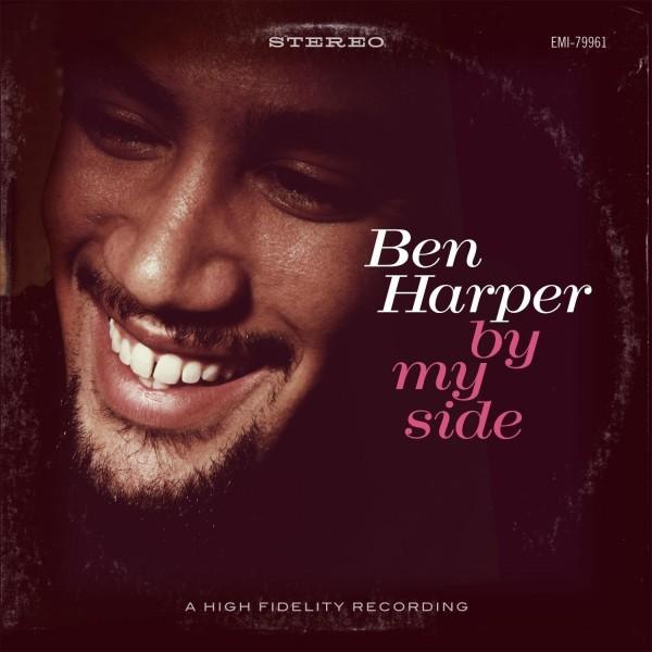 CD BEN HARPER - BY MY SIDE 5099997996125