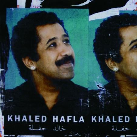 CD KHALED-HAFLA 1998 731453988125