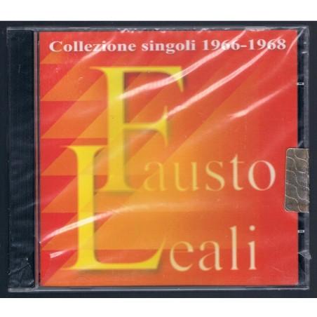 CD FAUSTO LEALI-COLLEZIONE SINGOLI 1966-1968 3259130024920