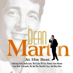 CD DEAN MARTIN-AT HIS BEST 5033606025028