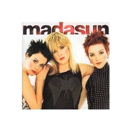 CD MADASUN - THE WAY IT IS 5033197124025