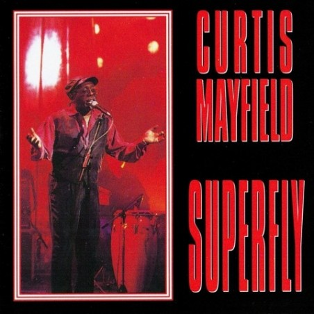 CD CURTIS MAYFIELD-SUPERFLY 1999 666629124123