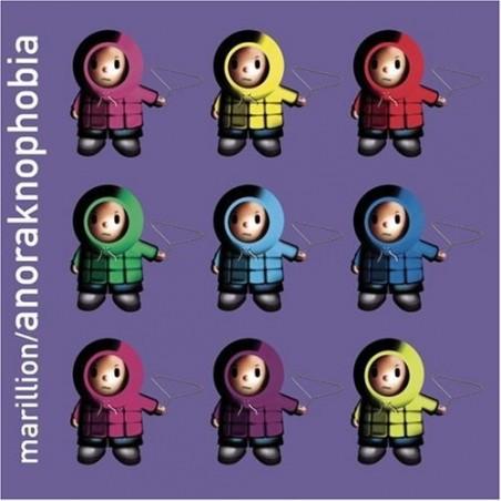 CD MARILLION-ANORAKNOPHOBIA 724353232122