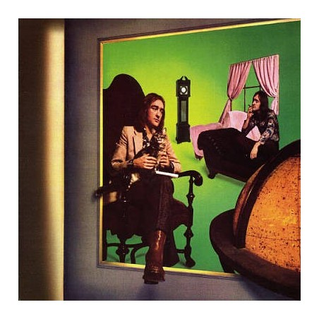 CD DAVE MASON-IT'S LIKE YOU NEVER LEFT 4009910232026
