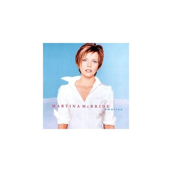 CD MARTINA McBRIDE - EMOTION 743216955121
