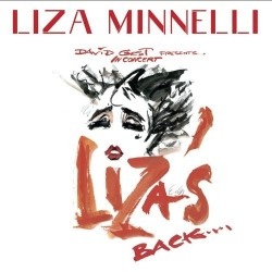 CD LIZA MINNELLI - LIZA'S BACK 743219743824