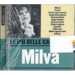 CD LE PIU BELLE CANZONI DI MILVA 5051011101427