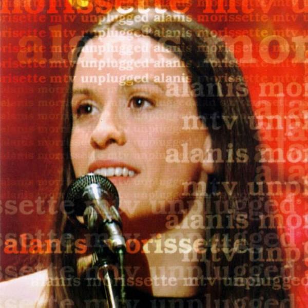CD ALANIS MORISSETTE - MTV UNPLUGGED 093624758921