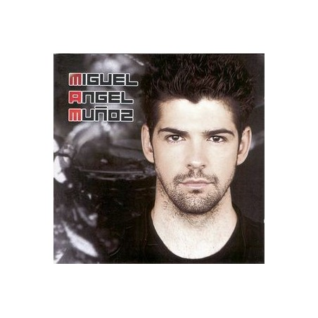 CD MIGUEL ANGEL MUNOZ - M.A.M. 8027851156023