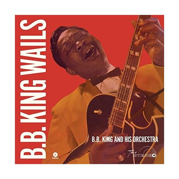 LP B.B. King wails - 8436542017244