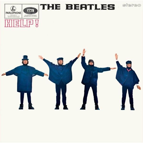 LP The Beatles help! - 094638241515