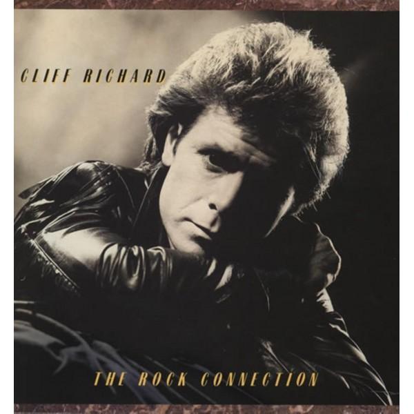 LP Cliff Richard the rock connection