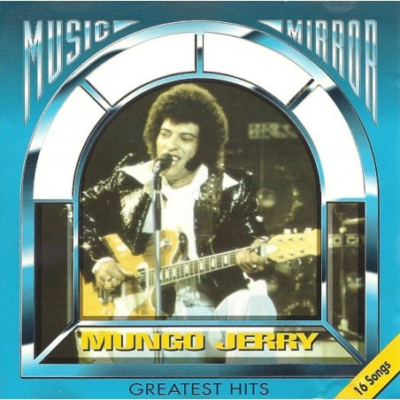 CD MUNGO JERRY - GREATEST HITS 7619929102127
