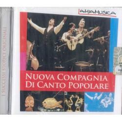 CD NUOVA COMPAGNIA DI CANTO POPOLARE - I SUCCESSI STORICI ORiGINALI 8033954530684