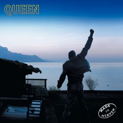 CD QUEEN - MADE IN HEAVEN 724383608829