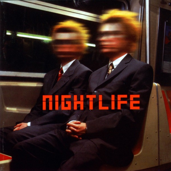CD PET SHOP BOYS - NIGHTLIFE 724352185726