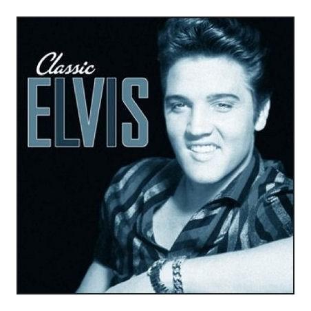 CD ELVIS PRESLEY - CLASSIC ELVIS 886973728925