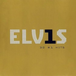 LP ELVIS PRESLEY- ELV1S 30 1 HITS 078636807911