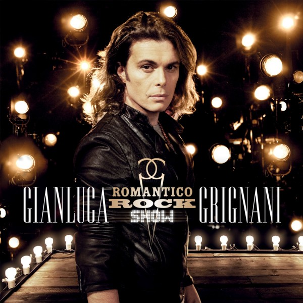 CD Gianluca Grignani- romantico rock show 8024582900123