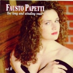 CD FAUSTO PAPETTI - THE LONG AND WINDING ROAD 8012958853760
