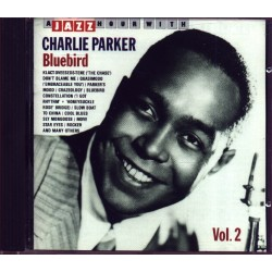 CD A JAZZ HOUR WITH CHARLIE PARKER - BLUEBIRD VOL.2 8712177005192