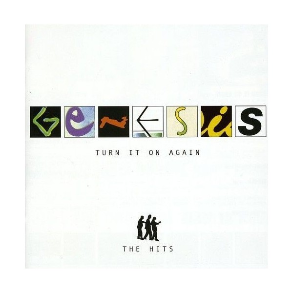 CD Genesis- turn it on again 724384841621