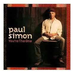 CD PAUL SIMON - YOU'RE THE ONE 093624784425