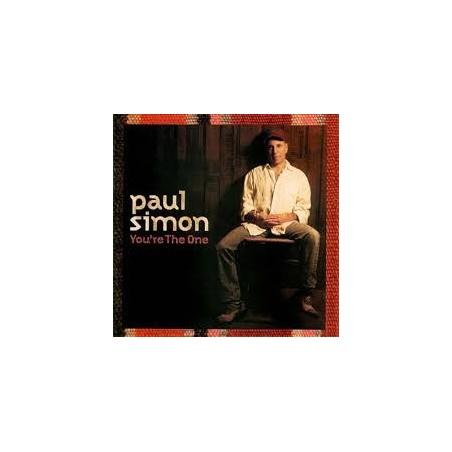 CD PAUL SIMON - YOU'RE THE ONE 093624784425