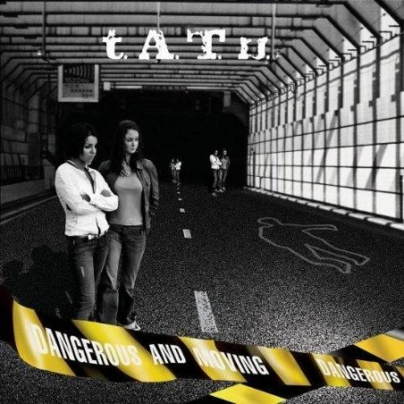 CD T.A.T.U. - DANGEROUS AND MOVING 602498851036