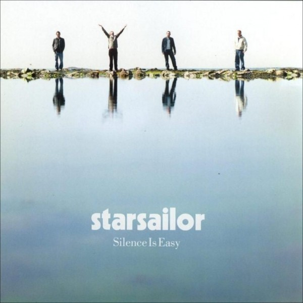 CD STARSAILOR - SILENCE IS EASY 724359174129