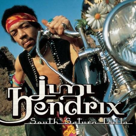CD Jimi Hendrix- south saturn delta 886976277321