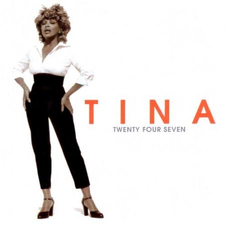 CD TINA TURNER - TWENTY FOUR SEVEN 724352318025