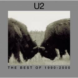 CD U2 - THE BEST OF 1990-2000 044006336121