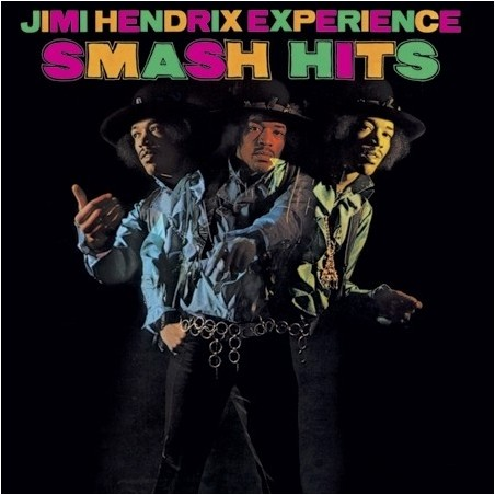 CD Jimi HendrixExperience- smash hits 886976318024