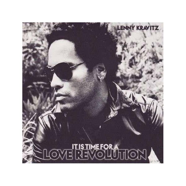 CD Lenny Kravitz- it is time for a love revolution