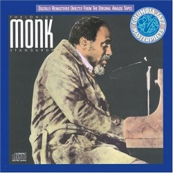CD THELENIOUS MONK - STANDARDS 074644514827
