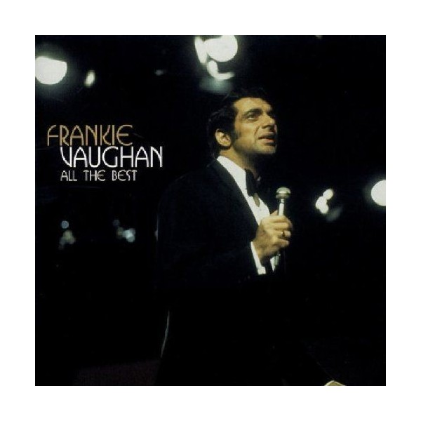 CD FRANKIE VAUGHAN - ALL THE BEST 5035462111662