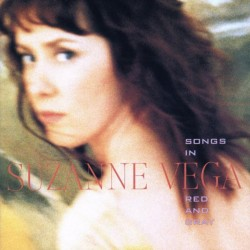 CD SUZANNE VEGA - SONGS IN RED AND GRAY 606949311124