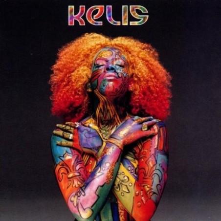 CD Kelis kaleidoscope 724384791124