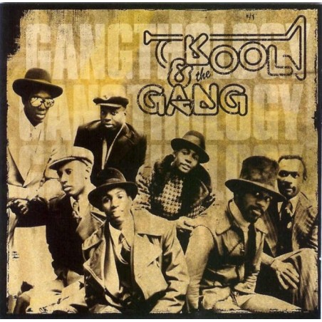 CD Kool & the gang- Gangthology 044006358925